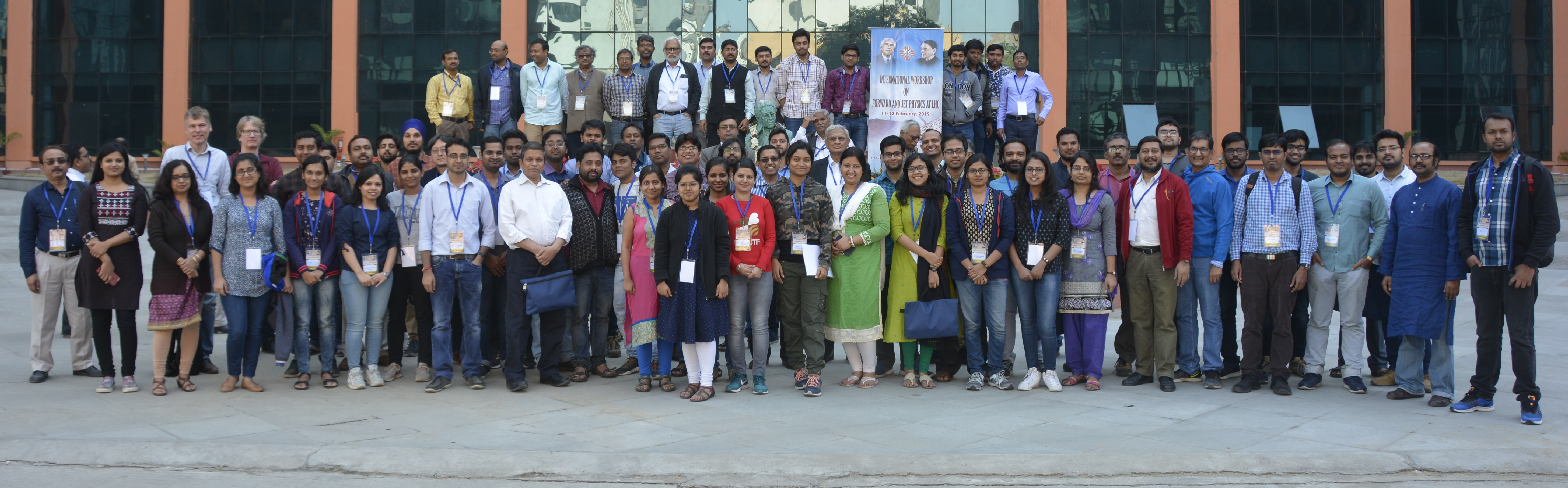International Workshop On Forward and Jet Physics at LHC
